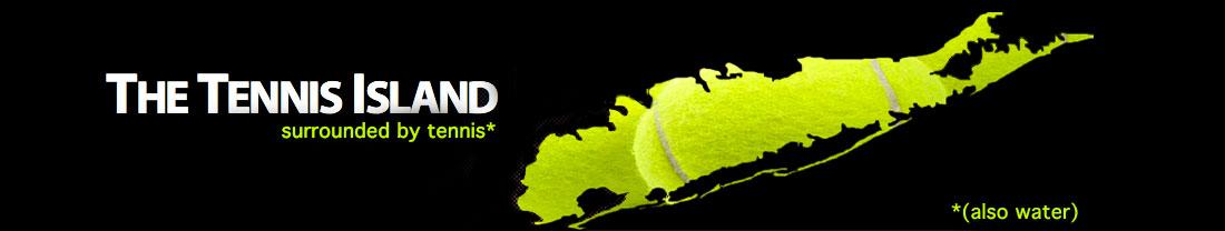 The Tennis Island