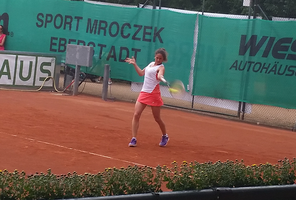 The return of Patty Schnyder. Photo: René Denfeld.