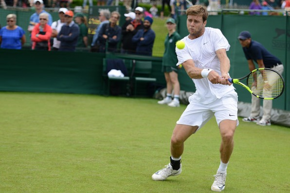 Ryan Harrison. Photo: Christopher Levy